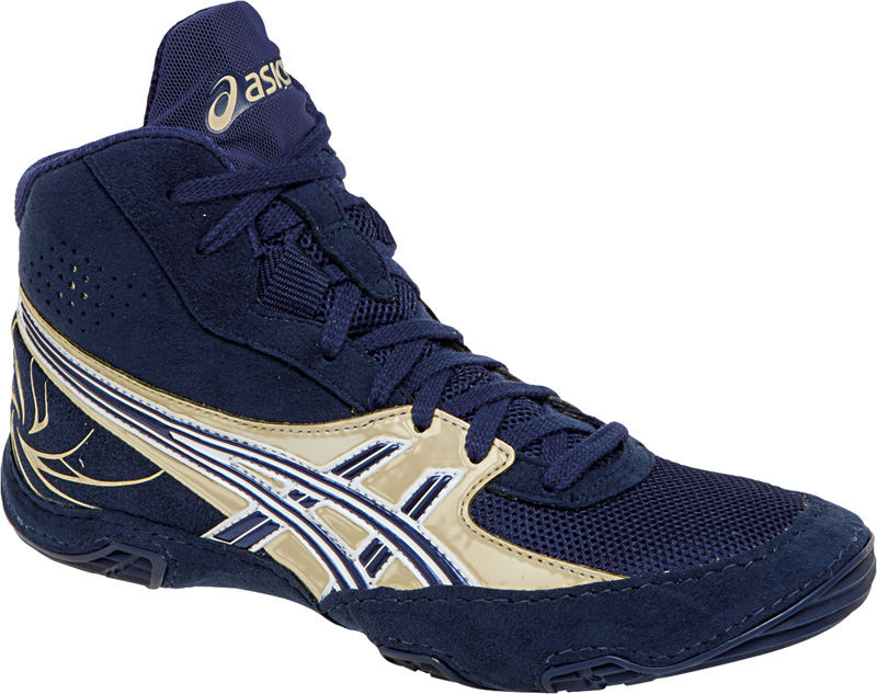 ASICS� Cael� V4.0 Wrestling Shoes ***** Color: (5051)